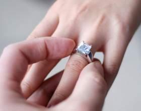 Как купить колечко, не зная размер пальчика у девушки фото