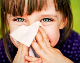 Как лечить аллергический насморк у ребенка фото