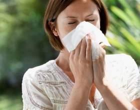 Как лечить аллергический насморк фото