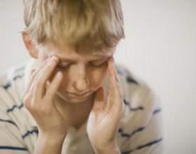 Как лечить головную боль у ребенка фото