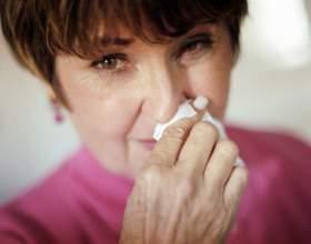 Как лечить сухой насморк фото
