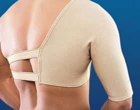 Как лечить вывих плеча фото