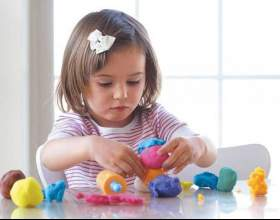 Как лепка из пластилина влияет на развитие ребенка фото