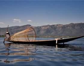 Как ловить рыбу в море фото