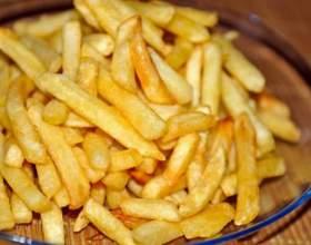 Как лучше жарить картошку фото
