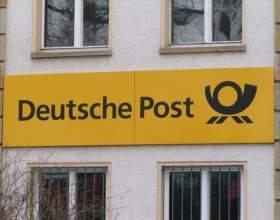 Как можно отправить посылку в германию фото