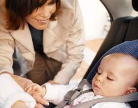 Как можно перевозить грудного ребенка фото