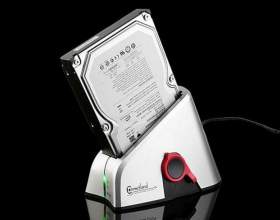 Как можно подключить жесткий диск от компьютера к ноутбуку фото