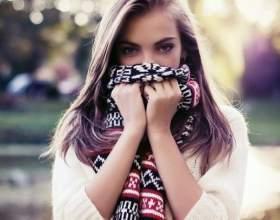 Как можно завязывать шарфы фото