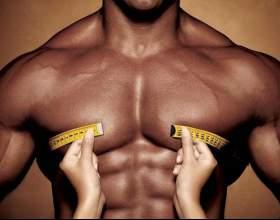 Как мужчине накачать мышцы фото