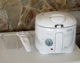 Как мыть фритюрницу фото
