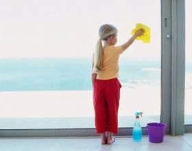 Как мыть пластиковые окна фото