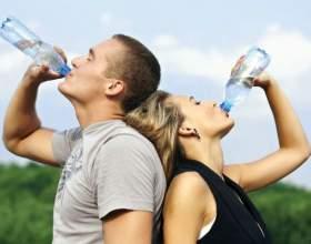 Как начать пить много воды фото