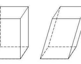 Как найти диагонали параллелепипеда фото