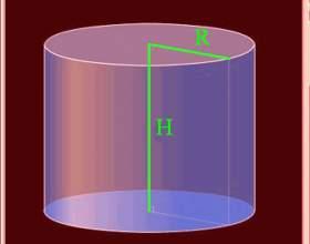 Как найти объем цилиндра фото