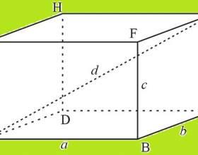 Как найти объем прямоугольного параллепипеда фото