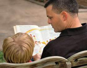 Как найти папу для сына фото