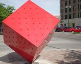 Как найти площадь и объем куба фото