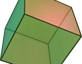 Как найти площадь поверхности куба фото