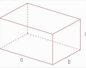 Как найти площадь поверхности прямоугольного параллелепипеда фото