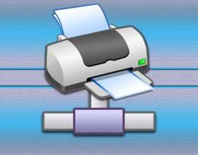 Как найти принтер в сети фото