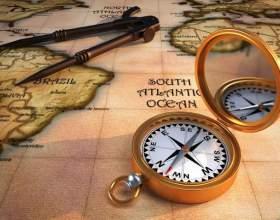 Как найти север без компаса фото