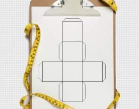 Как найти сумму длин рёбер куба фото