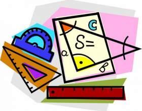 Как найти угол у треугольника, если известны две стороны? фото