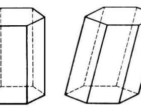 Как найти высоту призмы фото