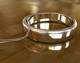 Как найти золотое кольцо фото