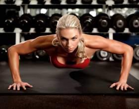 Как накачать грудные мышцы дома фото