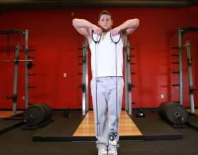 Как накачать мышцы эспандерами фото