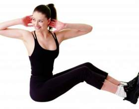 Как накачать мышцы пресса дома фото