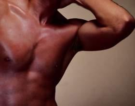 Как накачать мышцы за месяц фото