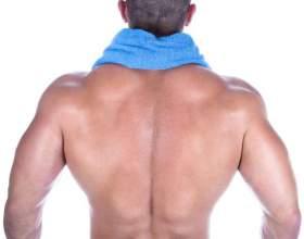 Как накачать широкую спину фото