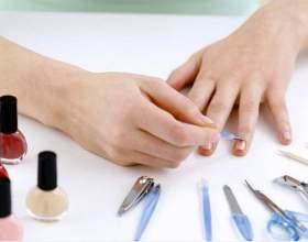 Как накрасить короткие ногти фото