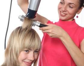 Как накрутить волосы феном фото