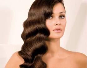 Как накрутить волосы волнами фото