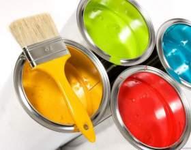 Как нанести акриловую краску фото