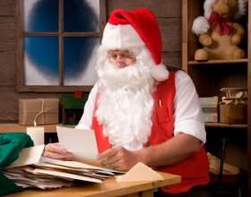 Как написать письмо Деду Морозу фото