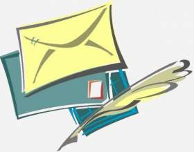 Как написать письмо из-за границы фото