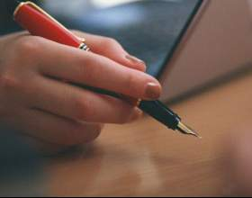 Как написать заявление на категорию фото