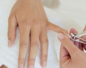 Как нарастить гелевые ногти на типсы фото