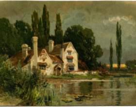 Как нарисовать дом правильно фото