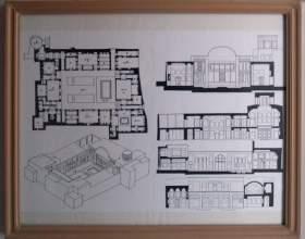 Как нарисовать эскиз комнаты фото