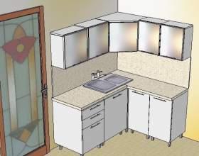 Как нарисовать эскиз кухни фото