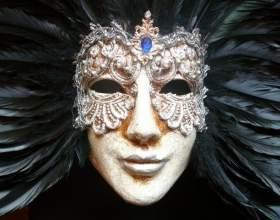 Как нарисовать карнавальную маску фото