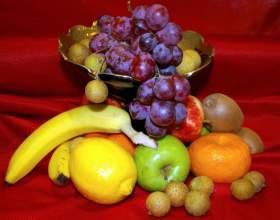Как нарисовать натюрморт с фруктами фото