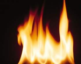 Как нарисовать огонь фото