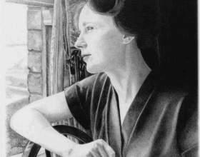 Как нарисовать портрет мамы карандашом фото
